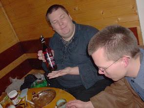 Photo: Grog zum Frühstück gibt es bei Varik - auch oder gerade für die SL.