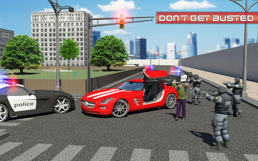 Jump Street Miami Police Cop Car Chase Escape Plan 1.1 screenshots 7