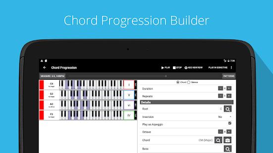 App Piano Chord, Scale, Progression Companion APK for Windows Phone