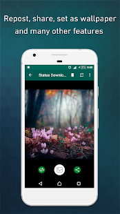 App Status Downloader for WhatsApp - Save image&video APK for Windows Phone