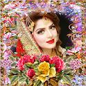 Flower Photo Frame 2021 icon