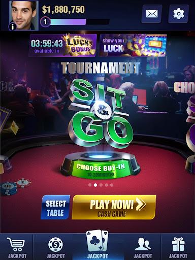Hold'em or Fold'em - Poker Texas Holdem screenshots 5