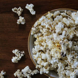 Spicy Popcorn Recipe - Healthy Snack Option.