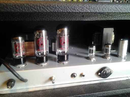 Guitar Tube Amp Repair on Google