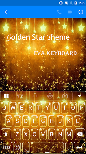 Gold Keyboard -Funny Gif