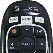 Remote for DirecTV - RC73