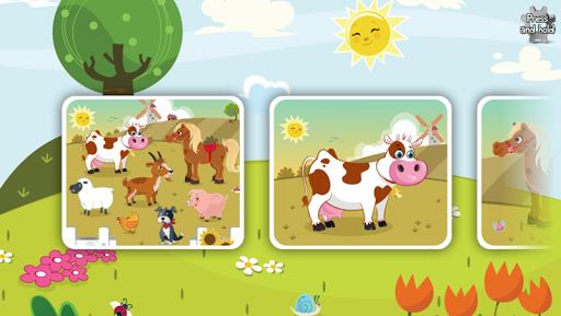 Animal Jigsaw Puzzle Toddlers 3.5 screenshots 17