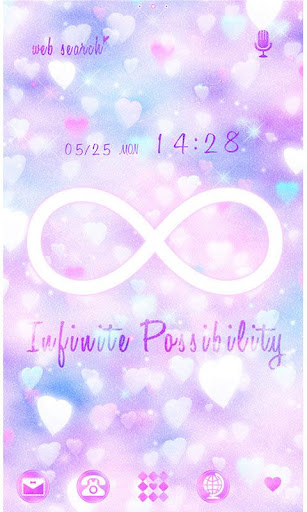 Beautiful Theme -Infinite Love 1.0.1 Windows u7528 1