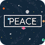 Peace Font for FlipFont , Cool Fonts Text Free 32.0