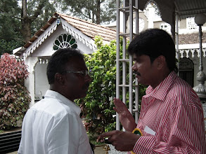 Photo: Buggy with Suresh from Nammakkal