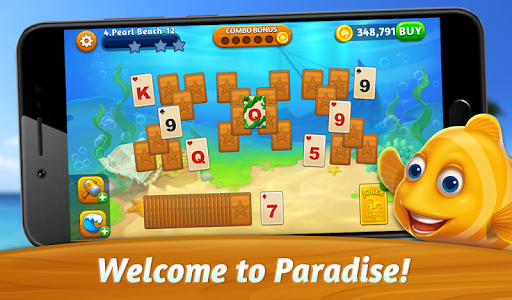 Solitaire Paradise: Tripeaks  screenshots 6