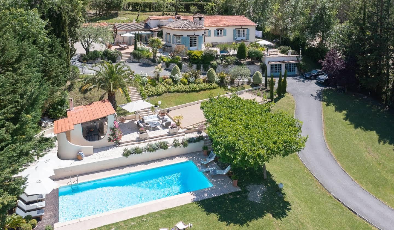 Villa avec piscine et jardin Roquefort-les-Pins