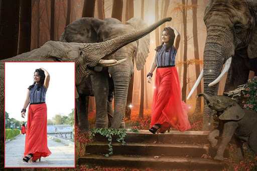 Wild Animal Photo Editor - Animal Photo Frames 1.20 screenshots 5