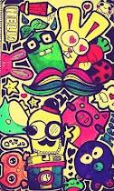 Doodle Art Kertas Dinding - screenshot thumbnail 05