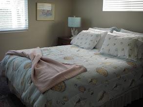 Photo: Master bedroom, TV's in all bedrooms