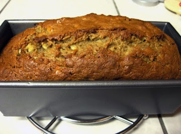 Extreme Banana Nut Bread Recipe