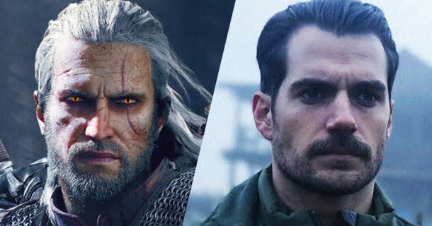 Henry Cavill spiller hoverollen i The Witcher