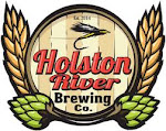 Logo for Holston River Brewing Co
