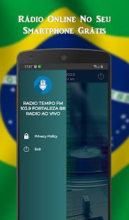 Radio Tempo FM 103.9 Fortaleza - BR Radio Live 1.1 APK + Мод (Free purchase) за Android