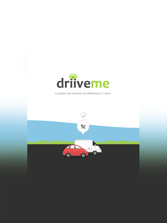 DriiveMe- screenshot