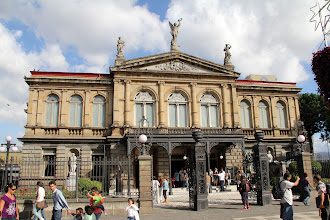 Photo: Nationaltheater - San José