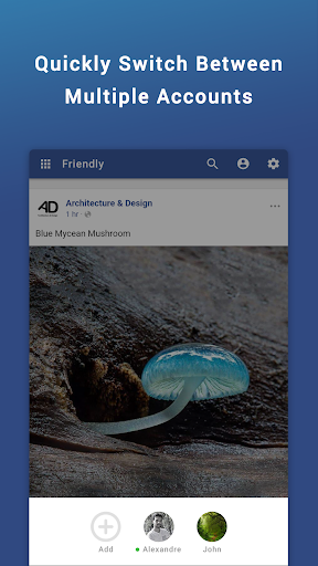 Friendly for Facebook 4.3.27 Apk for Android 7