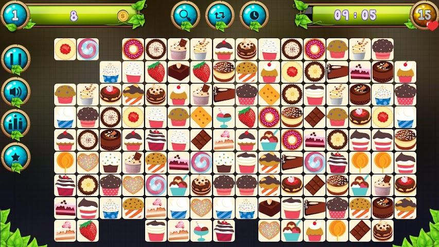 android Onet Connect Cake Screenshot 4