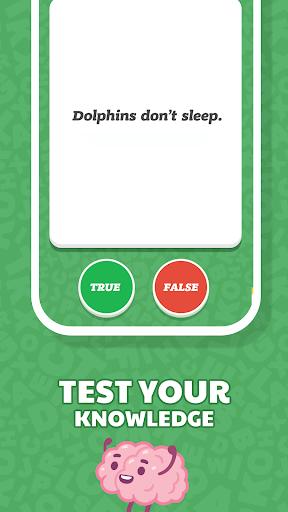 true or false quiz app - is that true? screenshot 2