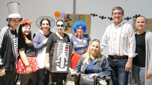 Concurso de disfraces desde casa para celebrar Halloween en Adra
