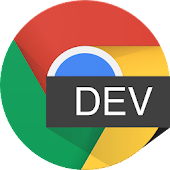 Chrome Dev APK for Nokia