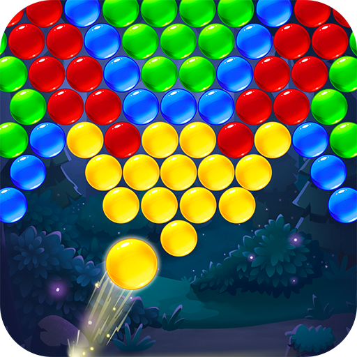 Fireflies Bubble Shooter