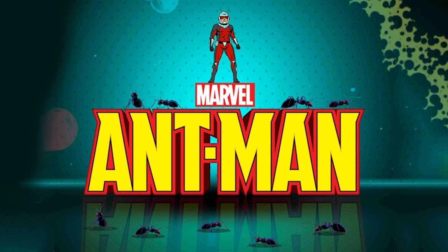 Marvel's Ant-Man Shorts