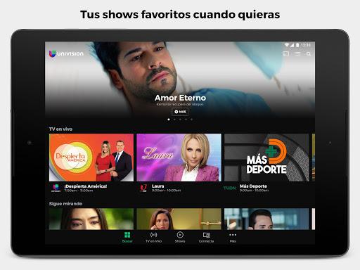 Univision App: Incluido con tu servicio de TV screenshot 7