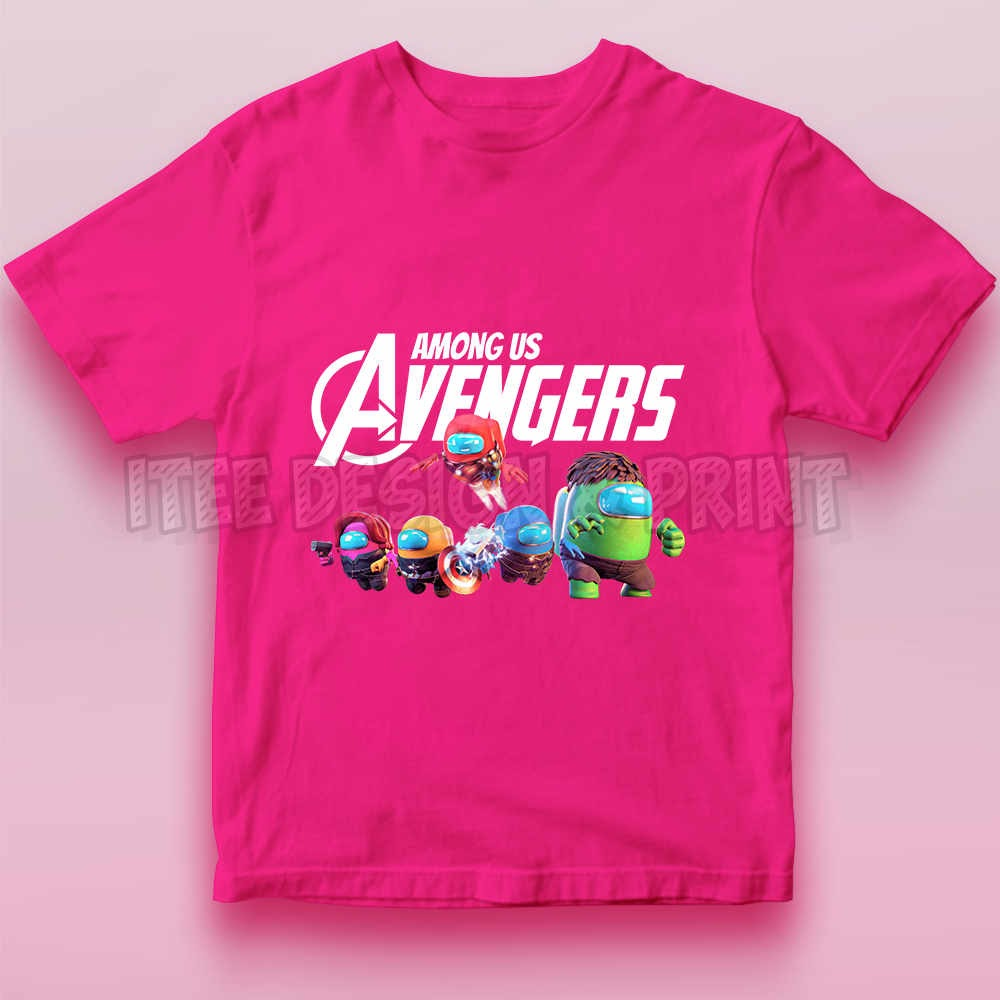 Among Us Avengers Impostor 18