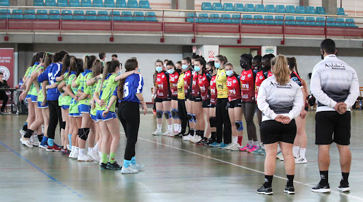 MJ Agroasesores BM Roquetas entre los  8 mejores equipos juveniles de Andalucía