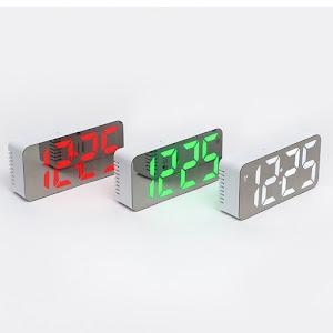 Ceas digital oglinda cu LED Verde, Rosu, Alb, DS-3622X