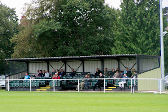 Photo: 29/08/09 v Rushall Olympic (FACPRd) 0-2 - contributed by Gary Spooner