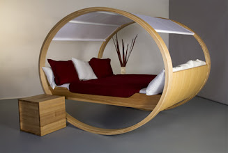 Photo: Private Cloud Rocking Bed