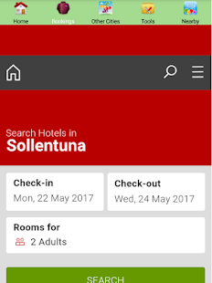 Sollentuna Hotels - náhled