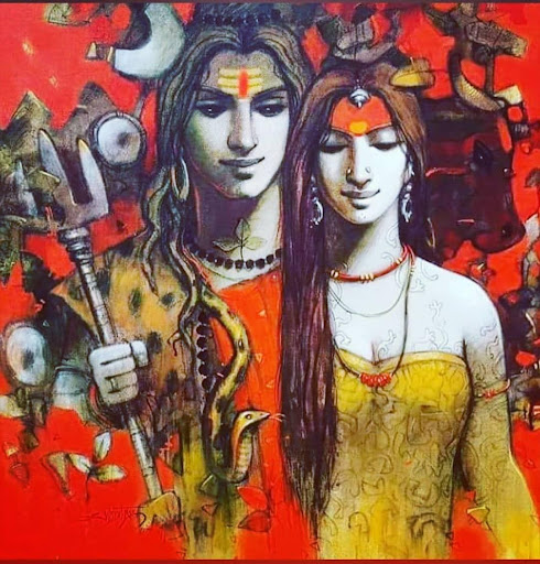 Lord Shiva Parvati Wallpapers screenshots 3