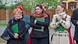 Büszkeségpont és harangláb szentelés Lipótfán 2017.04.29 - Fotó: Berkesi Ágota