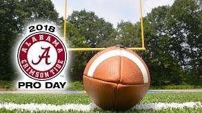 2018 Alabama Pro Day thumbnail