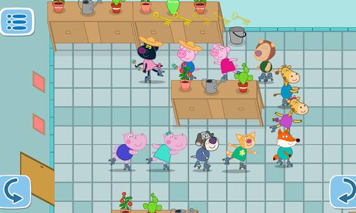 School adventures: Snake filehippodl screenshot 12