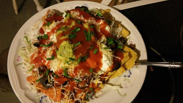 Crunchy Dorito Taco Salad Recipe