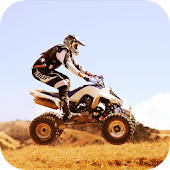 Quad Bike Driving: ATV Offroad
