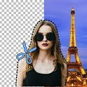 Automatic Background Changer & CutCut Photo Editor icon