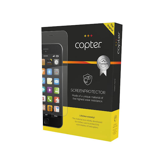 Copter Screenprotection Samsung Galaxy S7