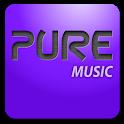 Pure music widget icon