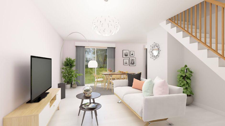 Vente maison 5 pièces 85.58 m² à Barbey (77130), 162 800 €