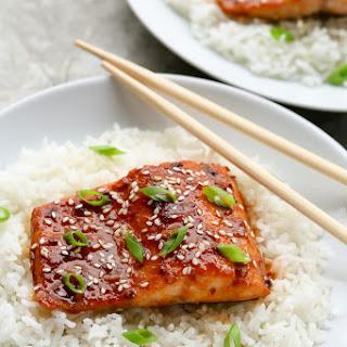 Asian Sauce Salmon Recipes